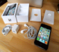 Classificados Grátis - Brand new Apple iPhone 5S 64GB Black/White